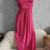 Платье в пол xs-s