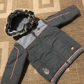 Тепла демісезонна курточка Orchestra на зріст 74 см 1-1,5 років