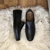 Мужские туфли,кожаные 43размер,новые.