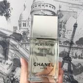 Chanel Egoiste Platinum 100мл) насичений)