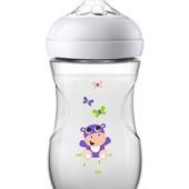 Philips avent детская бутылочка natural, 260 мл