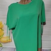 Вау! Шикарная блуза размер 46