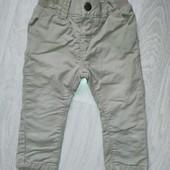 Котонові штани на підкладці Next