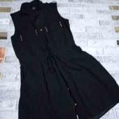 фирменое платье-рубашка