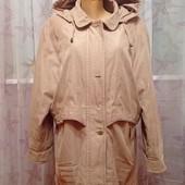 Курточка(пог-62см)