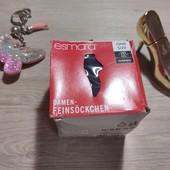 Германия!!! Женские капроновые носки! В упаковке 10 шт! В лоте черные! 20 Ден!