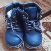 ботинки осінь/зима
