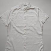 ГГ118.Стильная хлопковая рубашка Livergy Германия