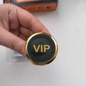 Автомобильный магнитный держатель для телефона vip Gold Magnet