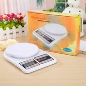 Весы кухонные Electronic Kitchen Scale SF-400, до 10 кг