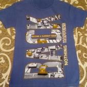 Мужские футболки. 100% х/б. Турция! Можно подростку