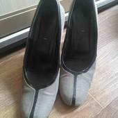 Крутые Модельные туфли Gucci, 38С