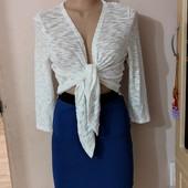 Шикарная юбка+кофточка S
