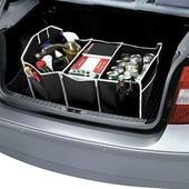 Органайзер - сумка в багажник автомобиля, для похода, туризма, отдыха Car Boot Organizer (Складной