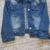 Классный пиджак AMN р.S