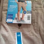 Livergy шорты бермуды 48 размер евро.