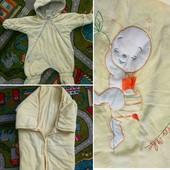 Одеяло конверт и демисезонный человечек