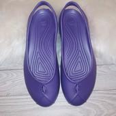 Аналог Crocs 36 и 37р современная модель женских шлепок-балеток! Для дачи, дома, моря.
