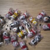 Все,что в лоте.Вкусные глазированные конфеты для деток(100 грамм).19 штук(по 2 шарика в упаковке)
