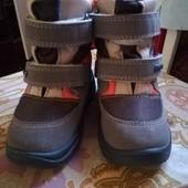 Термо- ботинки Chicco