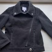 Вещи от 10грн!пальто-косуха.на 7-8лет