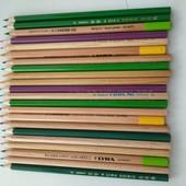 Нові фірмові олівці 22шт LYRA Німеччина