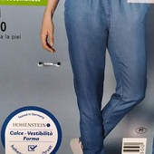Женские лёгкие джинсовые брюки гаремки Esmara Германия размер евро 34