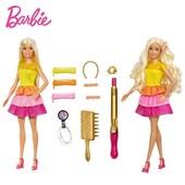 Барбі шалені локони Barbie ultimate curls doll. Оригінал Барби плойка накрутка бигуди