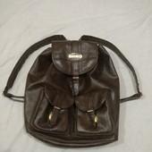 Классный вместительный рюкзак для путешествий✓Мягкая Кожа✓Много лотов,собирайте✓