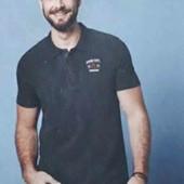 livergy.классная хлопковая футболка поло М48/50амеры