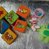 Іграшки малечі
