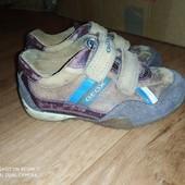Geox суперские кроссовки 27размер