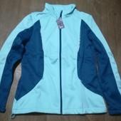 Женская спортивная утепленная куртка Softshell crivit размер М 40 /42 )