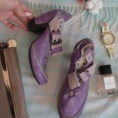 Ботинки, туфли mustang