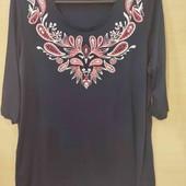 Esmara  блуза, реглан рукав 3/4, XL 48-50