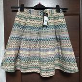 Фирменная новая красивая юбка р.6-8 на пот-31 или на девочку-подростка