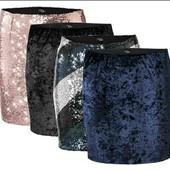 Esmara юбка в паетках S 38
