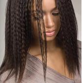 Гофре для волос - с турмалиновым покрытием. 45 Ватт