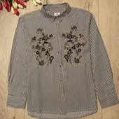 Шикарная фирменная блузка для девочки 9-10 лет