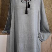 Собираем лоты!!! Мягкая блуза-реглан на пышную красу, размер 4xl,100%вискоза Турция