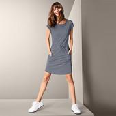 ☘ Стильне зручне повсякденне плаття від Tchibo (Німеччина), 48-50 (M евро)