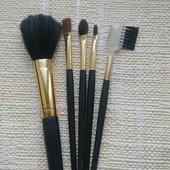 Набор кистей для макияжа 5 штук
