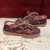 Женская обувь Эспадрильи из текстиля от Andre
