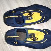 обувь для пляжа 23см стелька