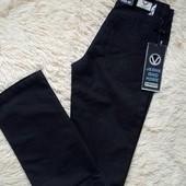 Черные мужские джинсы джинсы. Размер 30. Смотрите замеры!