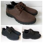 Туфли для мужчин, практичные, хорошо смотрятся на ноге, размер и цвет в лоте.