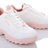 Стильная модель. Женские кроссовки.