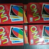 Карточная игра Uno в лоте 1 шт