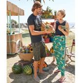 Женские брюки гаремки Esmara Германия размер евро 46