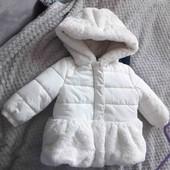 біла курточка до 1.5рочки